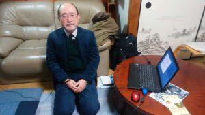 講座1-4 講師多賀俊介さん
