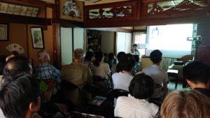 講座2-10 講師沖西慶子さん(長崎市家族証言者)