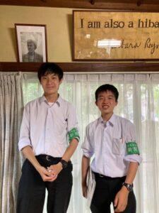 6月つたえる講座ー被服支廠保存活動崇徳高校新聞部